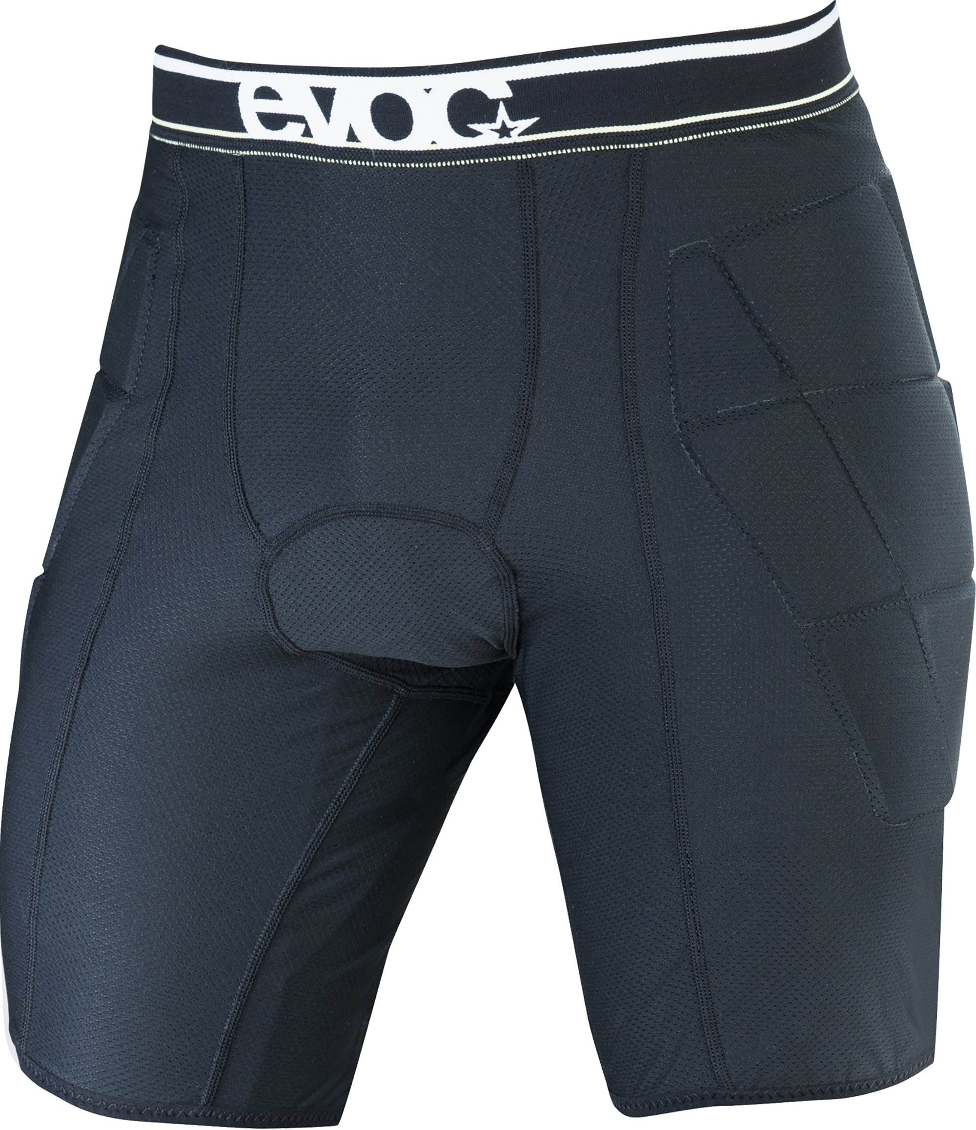 EVOC Sports Crash Pants, Black, Medium