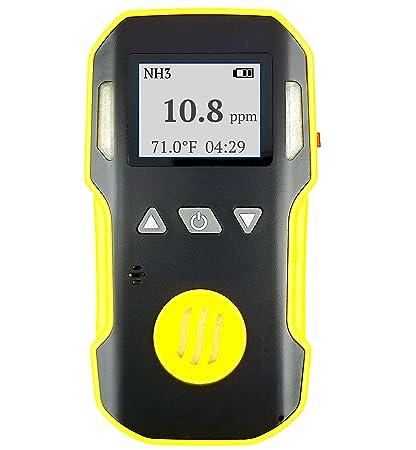 FORENSICS Contador y Detector de Nh3 amoníaco