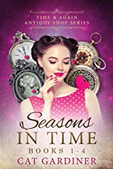 Seasons in Time: (1940s Time-travel Romance) (Time & Again Antique Shop) Kindle Edition