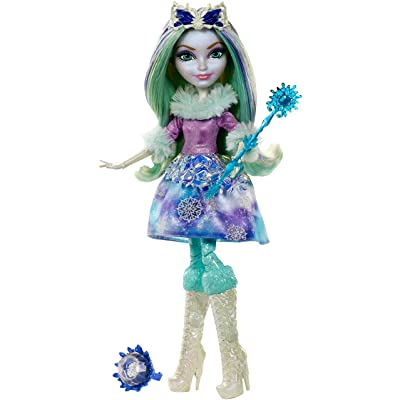 Ever After High Epic Winter Crystal Winter Doll: Toys & Games