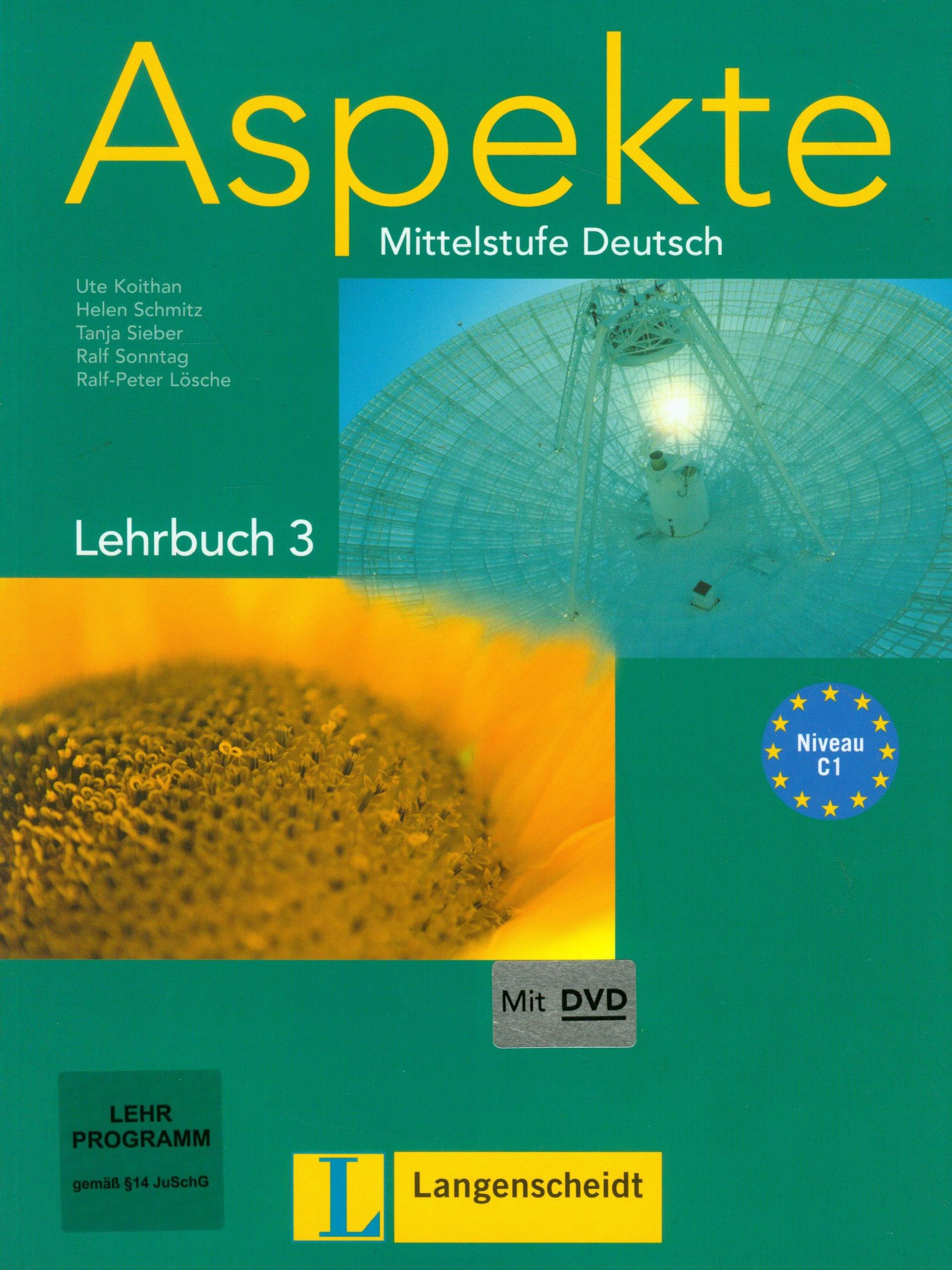 Aspekte: Lehrbuch 3 MIT DVD (German Edition) ebook