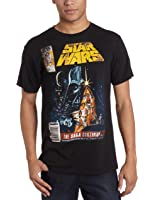 Star Wars Men's Comic Book Cover T-Shirt