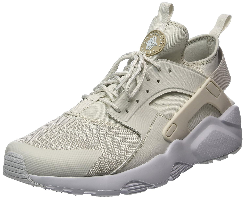 Nike Air Huarache Run Ultra, Zapatillas de Running para Hombre 46 EU|Verde (Light Bone/Khaki-pure Platinum 015)