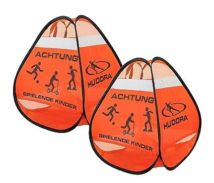 Sonstige Spielzeug-Artikel Hudora Safety Pop Up Set