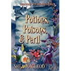 Potions, Poisons, and Peril: A Witchy Paranormal Cozy Mystery (Deepwood Witches Mysteries Book 1)