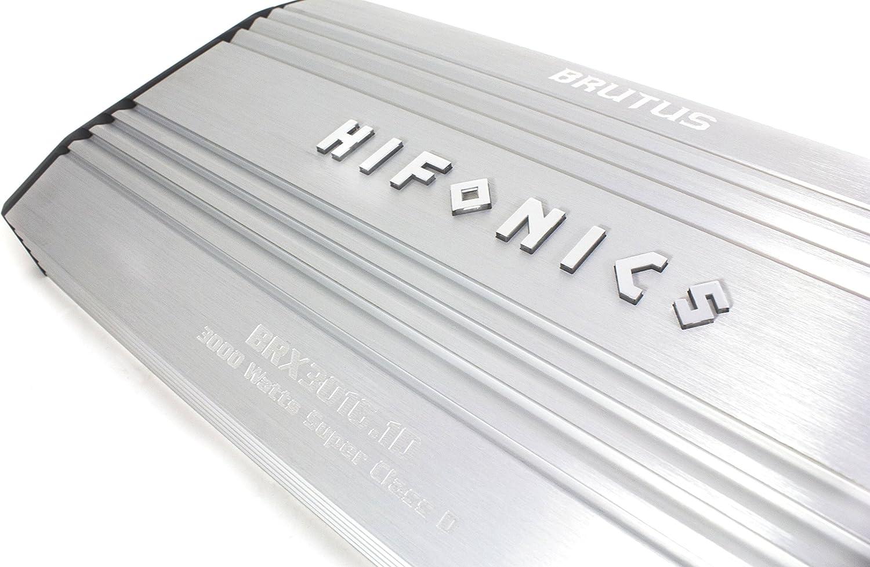 3000-Watt Hifonics BRX3016.1D Brutus Mono Super D-Class Subwoofer Amplifier