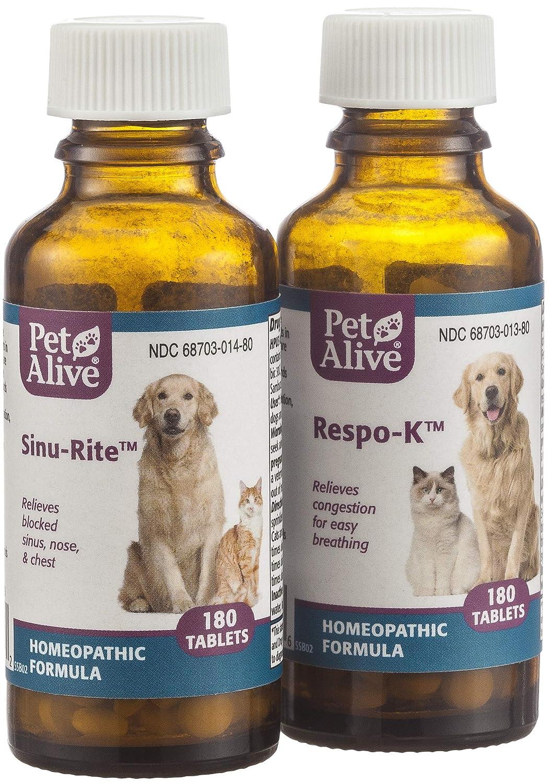 352417 PetAlive Respiratory ComboPack for Pets 911I-8vHPEL