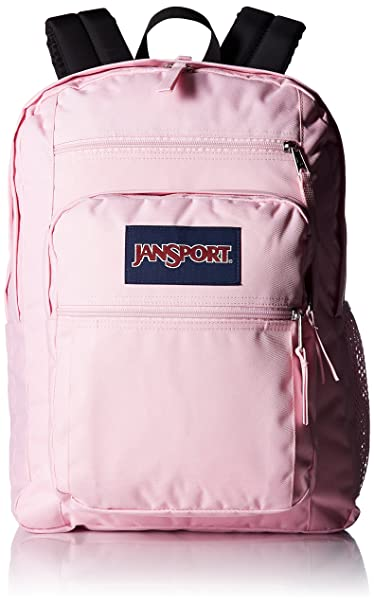 e97f6c899ac3 Amazon.com: JanSport Big Student Backpack - Pink Mist - Oversized: Toys &  Games