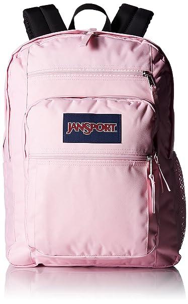 Amazon.com  JanSport Big Student Backpack - Pink Mist - Oversized ... 217b46e33a