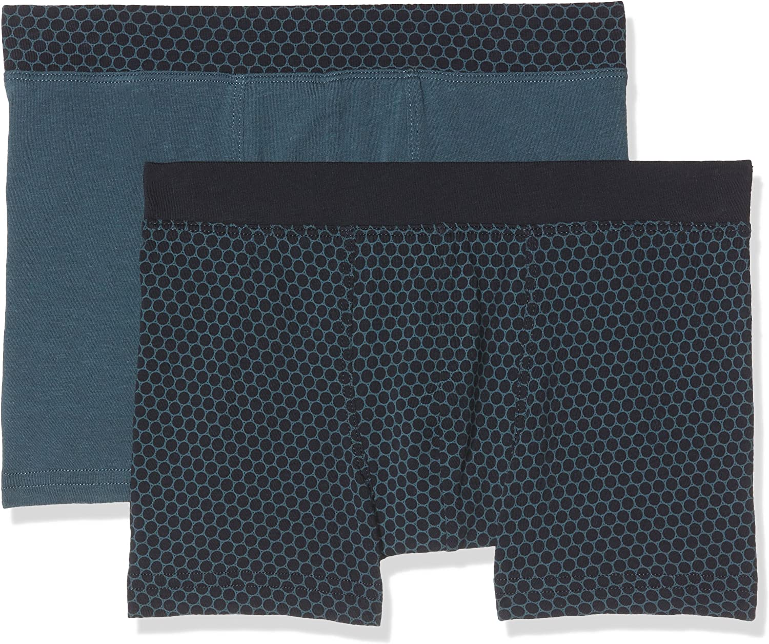 Schiesser Boys Boxer Shorts Pack of 2
