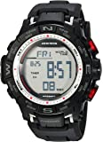 Armitron Sport Men's 40/8410 Digital Chronograph Resin Strap Watch
