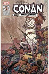 The Official Handbook Of The Conan Universe Anniversary Edition (2020) #1 Kindle Edition
