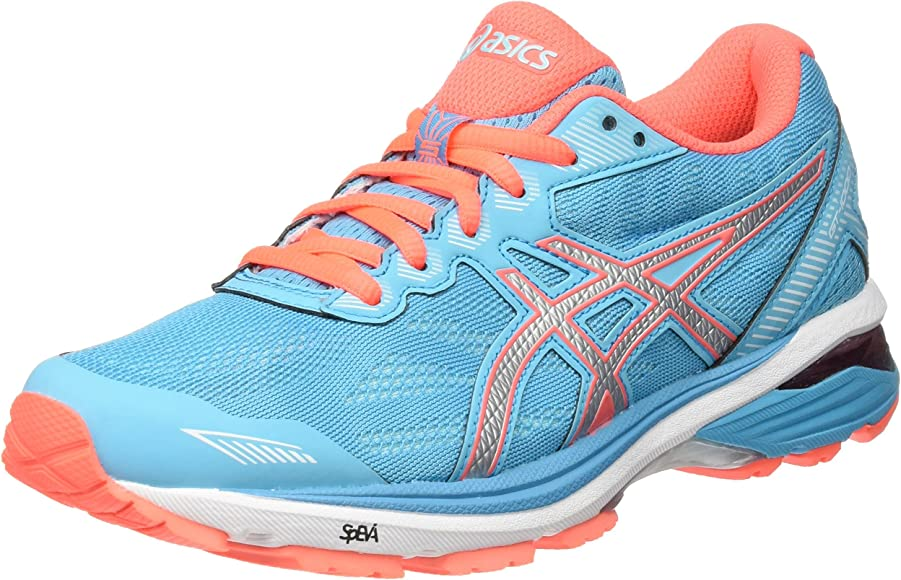 ASICS Gt-1000 5, Zapatillas de Running para Mujer, Azul (Aquarium ...