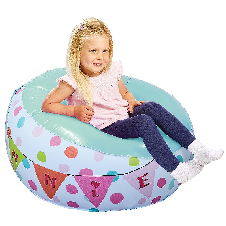 Minnie Mouse 268/meo Sedia Gonfiabile per Bambini