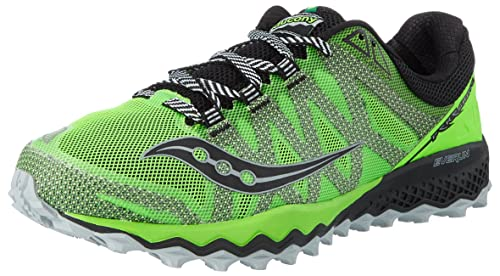 new style bafa2 385fd Saucony Men's Peregrine 7 Trail Running Shoes
