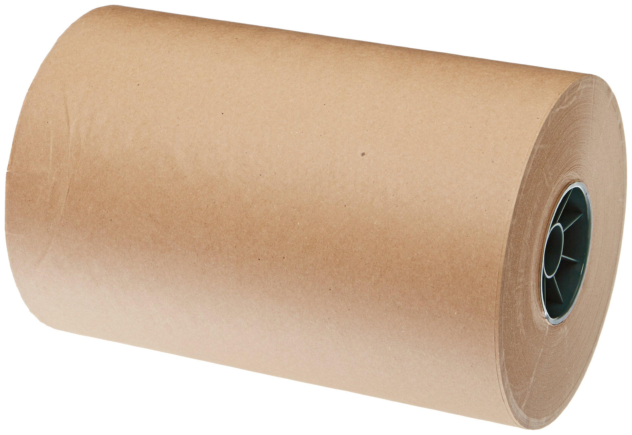 Aviditi 100% Recycled Fiber Paper Roll, 900' L x 12'' W, Kraft (KP1240)