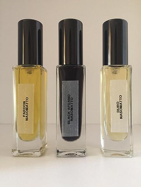 3 Nasomatto 05 Oz 15ml Extrait De Parfum Black Afgano Duro