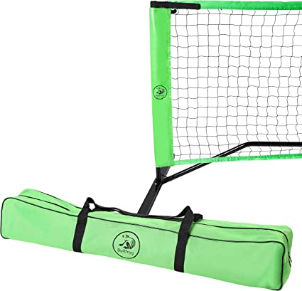 Picklenet Outdoor Game Set Pickle Ball Net Aoneky Portable Pickleball Net System
