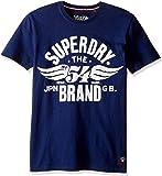 Superdry Men's 54 Brand Graphic T-Shirt