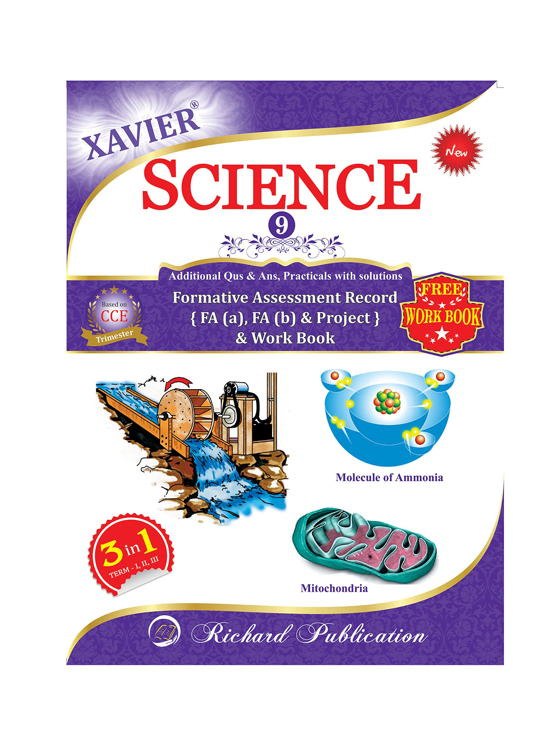 Buy XAVIER Guide Science English Medium for 9th Standard