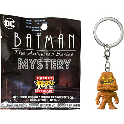 Amazon.com: Funko Clayface Mystery Pocket POP! x Batman The ...
