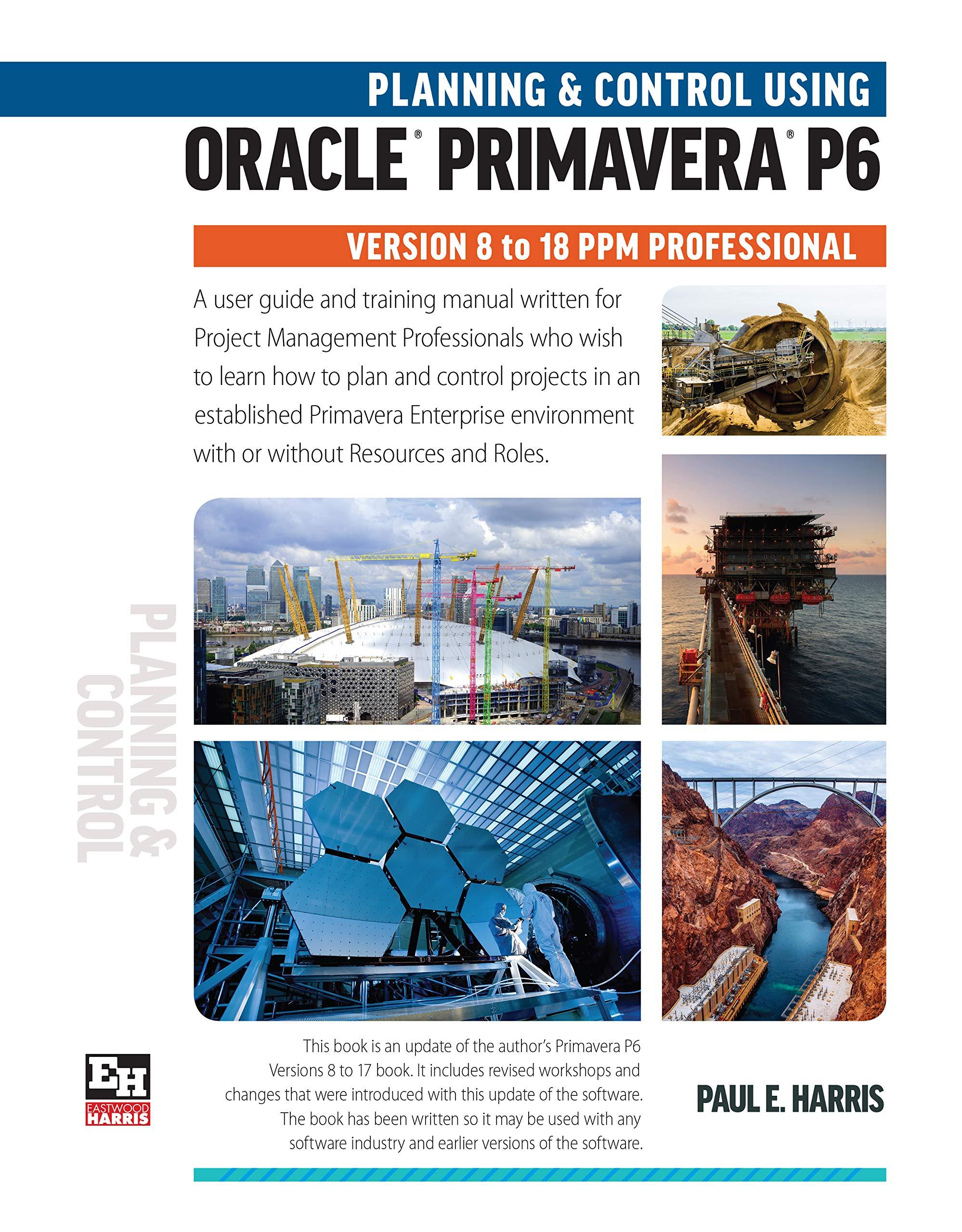 Primavera p6 manual.