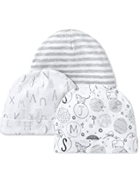 51dad540 8814f588a1e Lamaze Organic Baby Baby Girls Pure Organic Cotton Unisex Hats  ...
