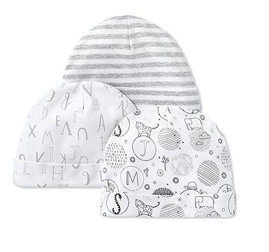 4546a5a32bf Amazon.com  Lamaze Organic Baby Baby Girls  Pure Organic Cotton Unisex Hats