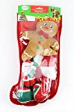 Toy Filled Christmas Dog Stocking Gift Set by Midlee
