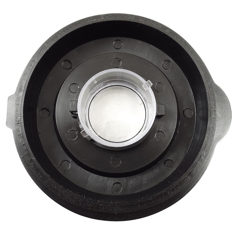Univen Blender Jar Lid Fits Black and Decker 381228-00 Glass Blender Jar CECOMINOD028386