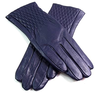1feb82e2fef97 Image Unavailable. Image not available for. Colour: Ladies Premium Genuine Leather  Gloves (Extra Small ...