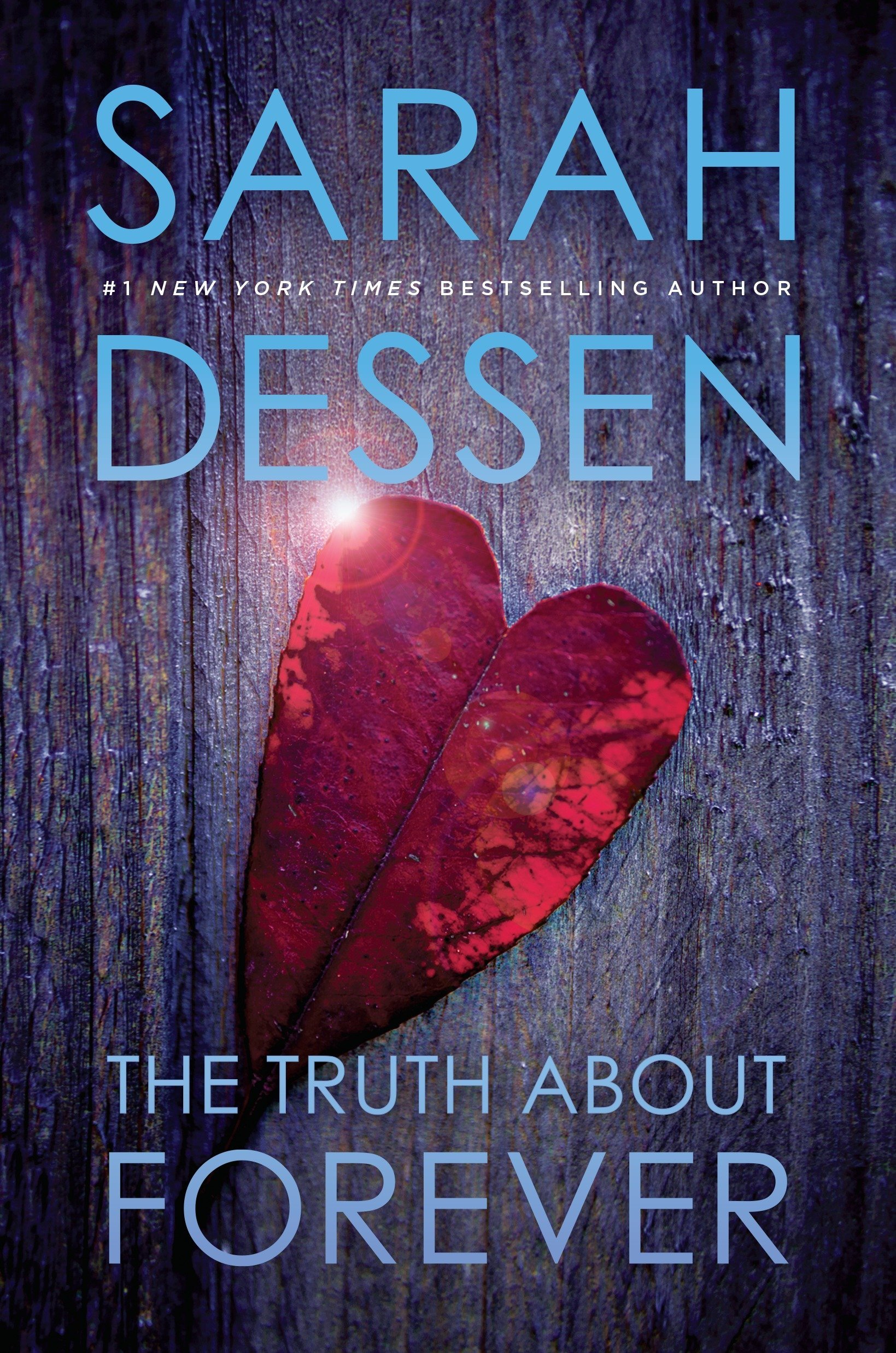 Amazon.com: The Truth About Forever (8601420085121): Dessen, Sarah: Books