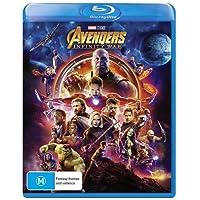 Avengers: Infinity War (BD)