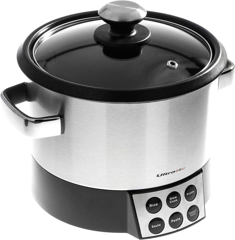 Ultratec 331400000158 Robot de cocina 6 en 1 con elemento para ...