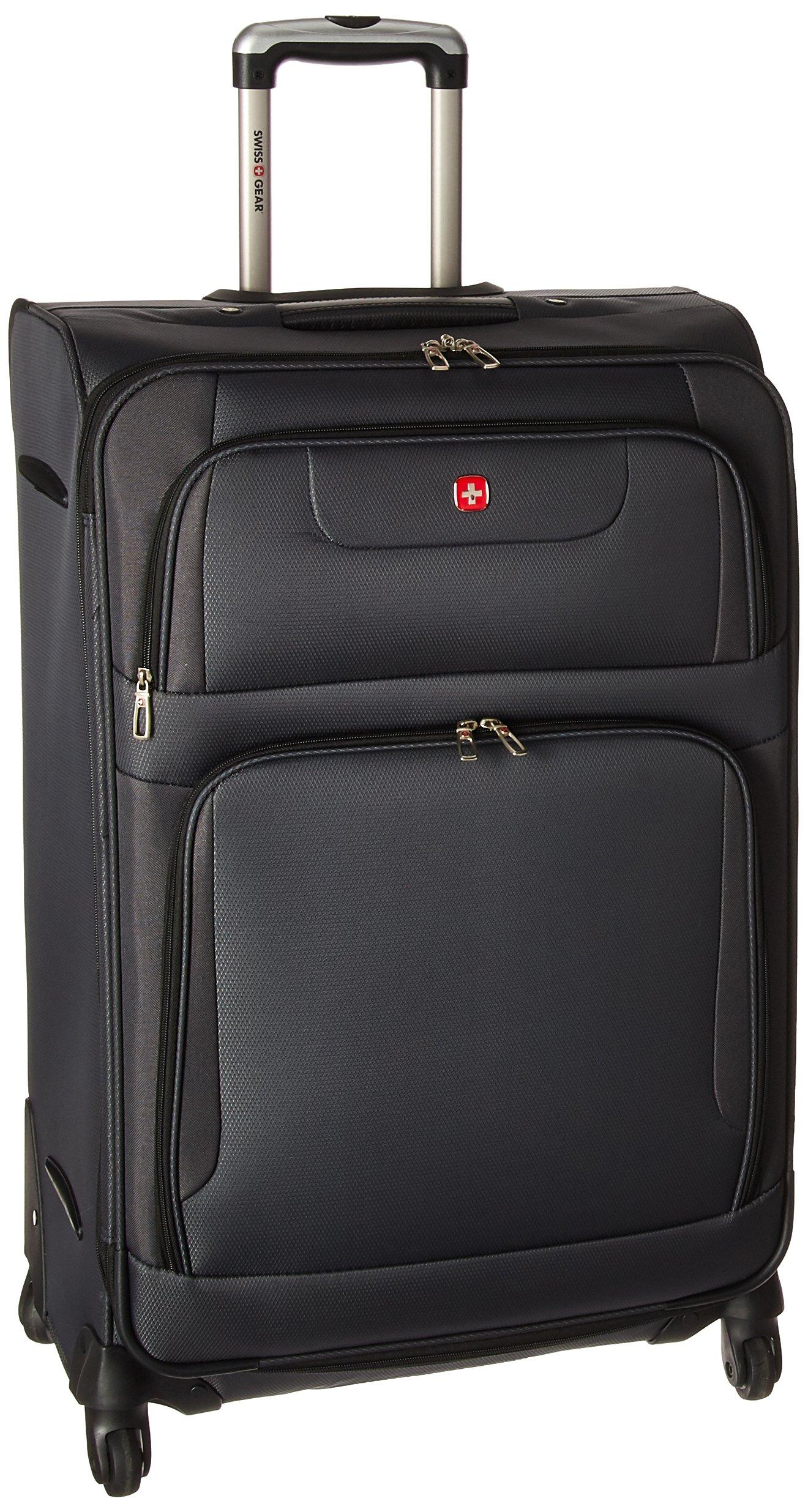 SwissGear Maggiore 28'' Suitcase, Grey