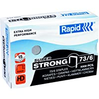 RAPID 24890200 - Caja 5000 grapas 73/6 mm Super Strong galvanizada