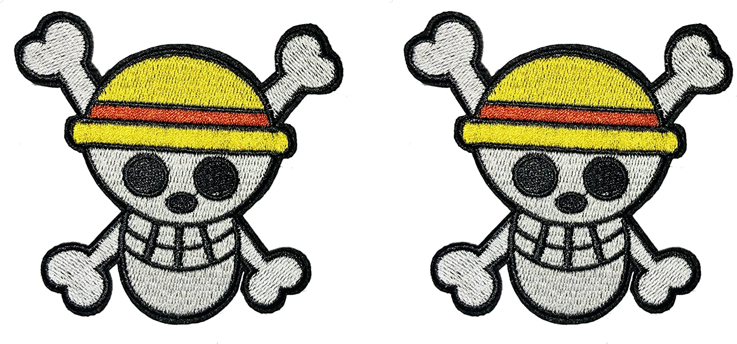 W//Sword girl Pirate Birthday Craft Embroidered Iron On Applique Patch