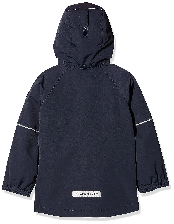 Pyret Boys Waterproof Shell Jacket Polarn O