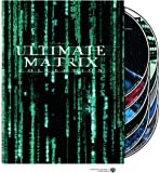 Ultimate Matrix Collection: The Matrix + The Matrix: Reloaded + The Matrix: Revolutions + The Animatrix + The Matrix Experience - Over 35 hours of bonus features (10-Disc Box Set) (Slipcover Packaging + Fully Packaged Import) - Foil Packaging, Includes Digibook