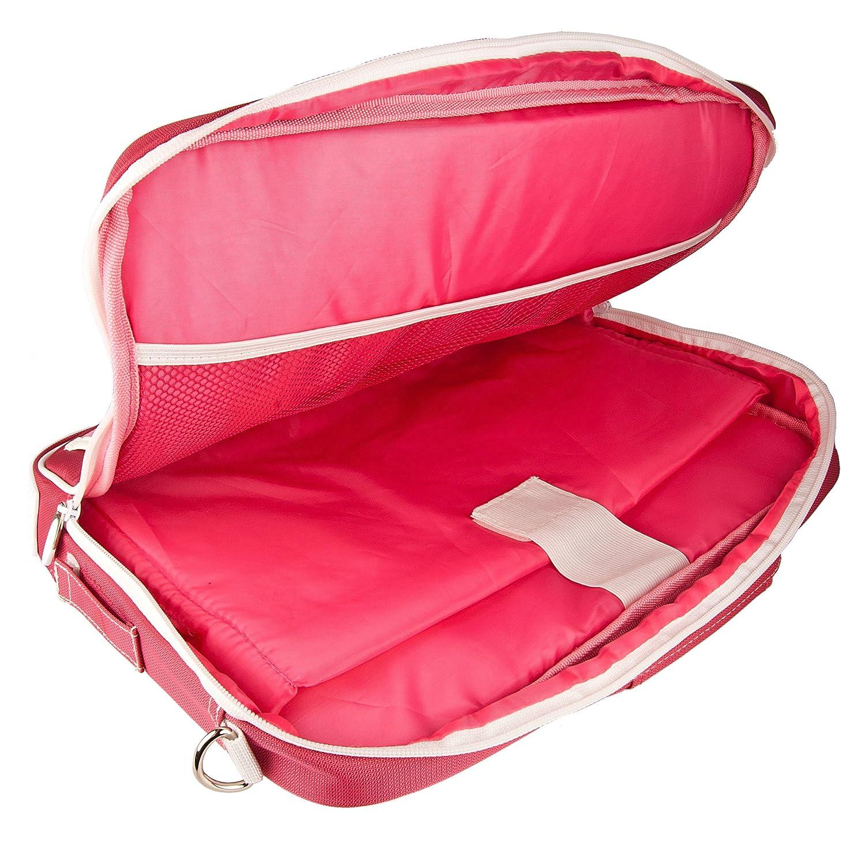 Pindar Messenger Bag for Samsung 10.1 to 12.1//13.3 to 14/ö//15 to 17.3/ö Laptop