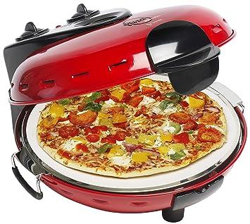 Bestron Horno Eléctrico para Pizza con Placa de Piedra, Viva ...