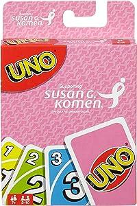 UNO: Susan G. Komen - Card Game