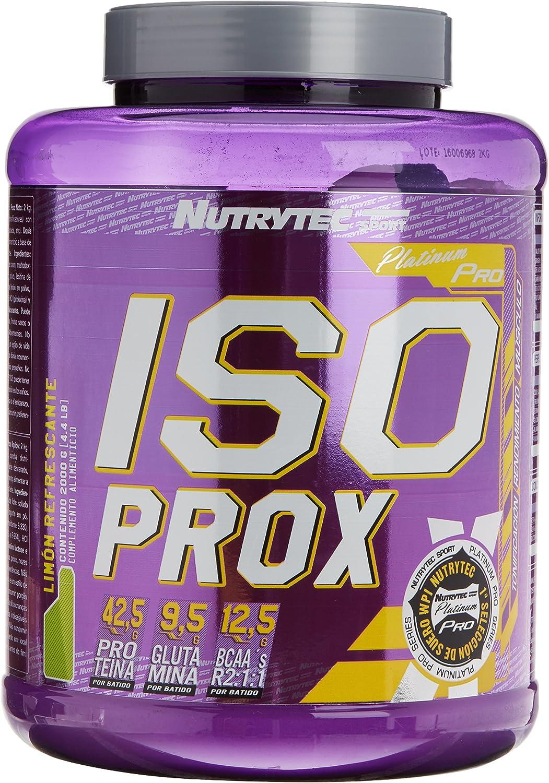 Nutrytec Iso Prox Platinum, Sabor a Limón - 2000 gr