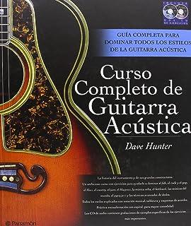 CURSO COMPLETO DE GUITARRA ACUSTICA MUSICA (Spanish Edition)