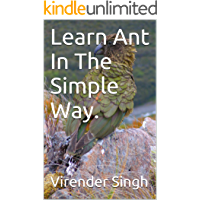 Learn Ant : In The Simple Way.
