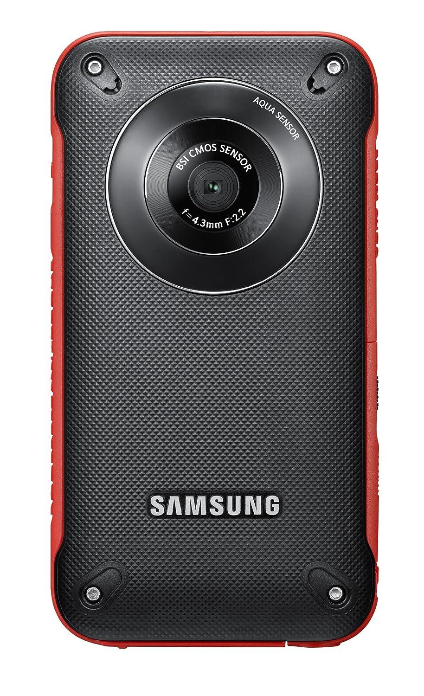 Amazon.com : Samsung HMX-W300RN Rugged Full HD 1080p Pocket Camcorder (Red)  : Camera & Photo