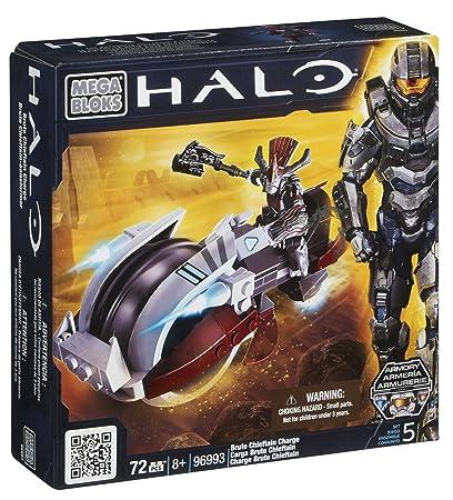 Mega Bloks Halo Brute Chieftan Charge