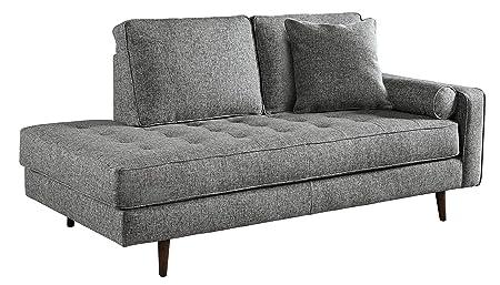 Ashley Furniture 1140217 Zardoni Right Arm Facing Corner Chaise Charocal