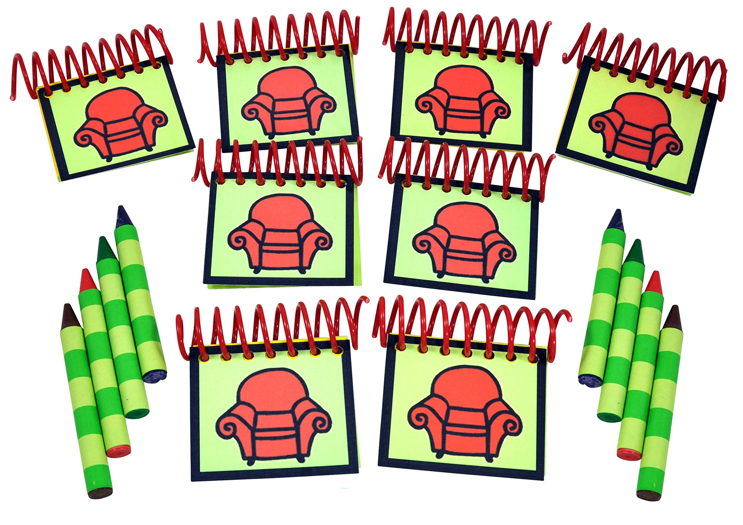 Handcrafted Handy Dandy Notebook inspired notebooks PARTY PACK by Handcrafted Handy Dandy Notebooks
