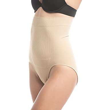 d164448ea62 Amazon.com  UpSpring Baby C-Panty High Waist Incision Care - Nude -  Small Medium  Clothing